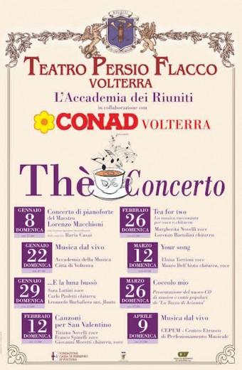 Thé Concerto 2017