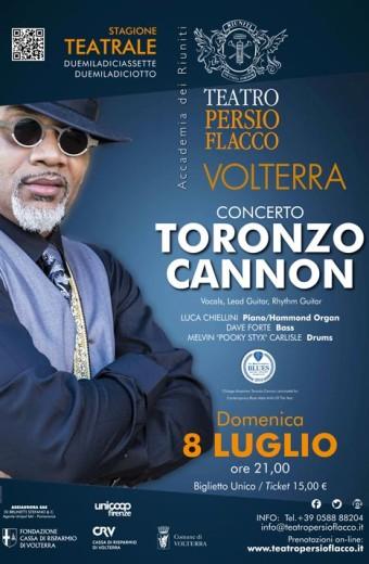Concerto Toronzo Cannon