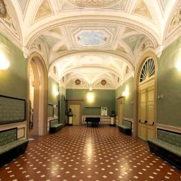 Teatro Persio Flacco - Il Foyer