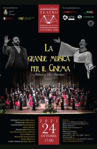 LA GRANDE MUSICA PER IL CINEMA