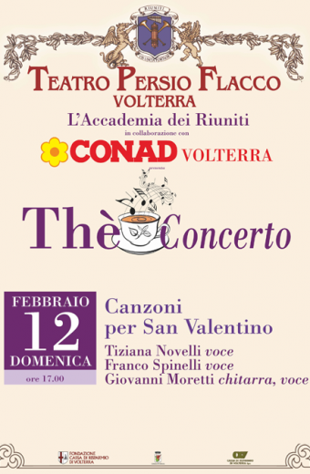 Thé Concerto - Canzoni per San Valentino