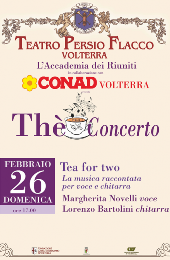 Thé Concerto - Tea for two