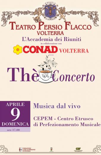 Thé Concerto - Musica dal vivo