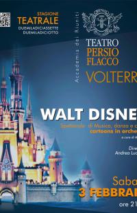 Walt Disney - cartoons in orchestra