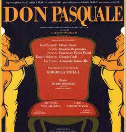 Locandina Don Pasquale