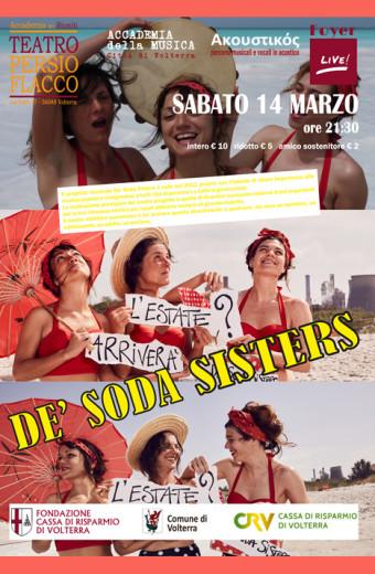 DE' SODA SISTERS